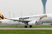 Самолет авиакомпании Tiger Airways // Airliners.net