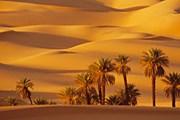 Ливия привлекает любителей путешествий по пустыне. // GettyImages