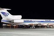 Самолет Ту-154 авиакомпании KrasAir // Airliners.net