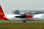 Самолет Fokker 50 авиакомпании Firefly // Airliners.net