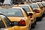 Нью-йоркские такси перекрасят в зеленый цвет. // GettyImages