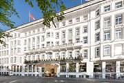 Отель расположен в удобном месте - на западном берегу озера Альстер. // Hotels.su