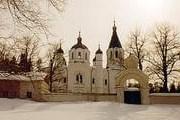 Зимний Валаам увидят только паломники. // meridian.onego.ru