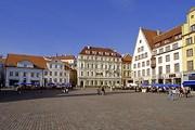 В 2011 году Таллин станет культурной столицей Европы. // GettyImages