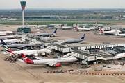 "Лондонский Heathrow - самый ""опаздывающий"" аэропорт Европы. // Airliners.net"