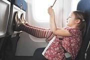 Авиаперсонал боится шумных детей. // GettyImages