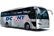 Автобус компании DC2NY // dc2ny.com