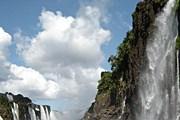 Водопад das Cataratas в Бразилии // panoramio.com