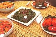 Кимчхи - в числе популярных блюд. // Национальная организация туризма Кореи