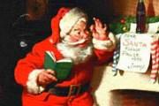 Итальянский Дед Мороз будет принимать заказы на подарки. // tigulliovino.it