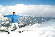 Начался горнолыжный сезон в Европе. // GettyImages
