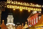 Главная рождественская ярмарка Берлина - на площади Гендарменмаркт. // spiegel.de