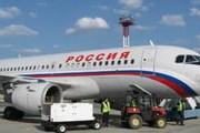 "Самолет авиакомпании ""Россия"" // Airliners.net"