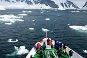 Антарктику посещает 37 тыс. человек в год. // GettyImages