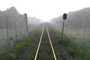 Американский поезд не доехал до станции из-за нехватки топлива. // Travel.ru