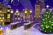 Волшебство новогодней ночи в Старой Риге // Meeting.lv