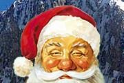 Пик Санта-Клауса появится в Киргизии. // коллаж Travel.ru