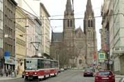 Трамвай на улицах Праги // Railfaneurope.net