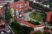 Туристы смогут увидеть Краков с воздушного шара. // Кшиштоф Карольчик/AG