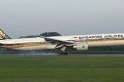 Самолет авиакомпании Singapore Airlines // Airliners.net