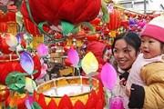 Новый год  - самый популярный народный праздник в Китае. // china.cn