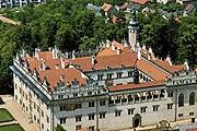 Литомышль признан одним из самых красивых городов Чехии. // zamky-hrady.cz