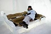 Ледяные отели популярны у туристов. // GettyImages