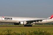 Самолет авиакомпании Northwest Airlines // Airliners.net