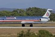 Самолет McDonnell Douglas MD-82 авиакомпании American Airlines // Airliners.net
