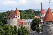 Таллин - по-прежнему самый популярный город Эстонии. // vikingtravel.com