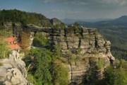 Чешская Швейцария - живописный парк в центре Европы. // data.turistik.cz