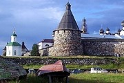 Заполняемость гостиниц на Соловках порой достигает 120%. // Travel.ru