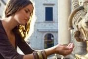 Туристам предложат пить из фонтанов. // GettyImages