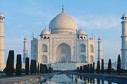 Тадж-Махал - в числе самых знаменитых памятников Индии. // basik.ru