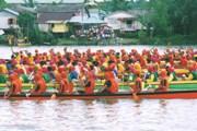 Регата ежегодно проходит в Кучинге - столице штата Саравак. // kuching.net.my