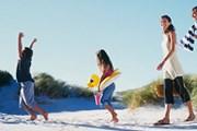 Гости Израиля предпочитают курортный отдых. // GettyImages