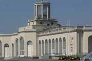 Старый терминал аэропорта Тбилиси // tbilisiairport.com
