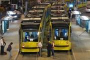 Трамвайная остановка в Будапеште // Railfaneurope.net