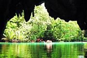Подземная река Пуэрто-Принсеса – достопримечательность Филиппин. // k41.pbase.com