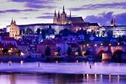 Туристы активно посещают Прагу и другие города Чехии. // 15wheelsetcongress.com