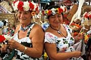 Таити ждет туристов на праздник в их честь. // GettyImages