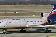 "Самолет Ту-154 авиакомпании ""Аэрофлот"" // Airliners.net"