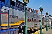 Поездка на винтажном поезде стоит вдвое дороже, чем на обычном. // latimes.com