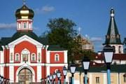 Валдайский Иверский монастырь - памятник федерального значения. // valday.com