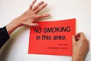 Введение запрета на курение относится к компетенции федеральных земель. // GettyImages