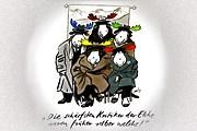 Во Франкфурте-на-Майне открывается Музей карикатуры. // caricatura.de
