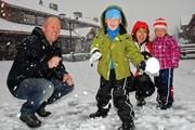 Трюсиль - популярный курорт для семейного отдыха. // skistar.com