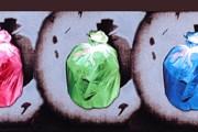"""""""Меньше пластмассового мусора"""" - одна из проводимых в стране экологических акций. // GettyImages"""