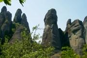 Метеоры – это монашеская страна в причудливой формы горах. // Travel.ru