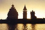 Музей-заповедник «Кижи» привлекает все больше туристов. // Галина Фролова